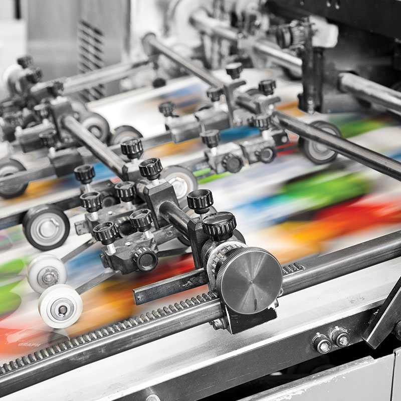 Printers - £75k Facility Approved